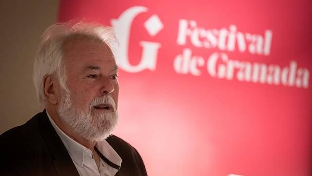 Antonio Moral, director del Festival de Granada