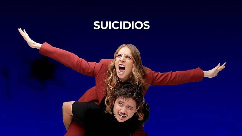 Prevención de suicidios