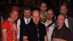 El Patillas Dj - The Beat From Palookaville, The Chickenbackers, The Vinylos - 18/06/21