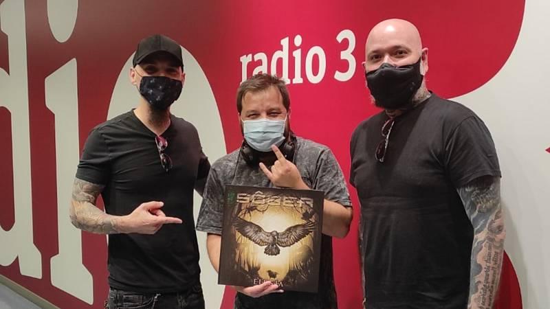 El Vuelo del Fénix - Entrevista Sôber y estreno A Dark Reborn - 17/06/21 - escuchar ahora
