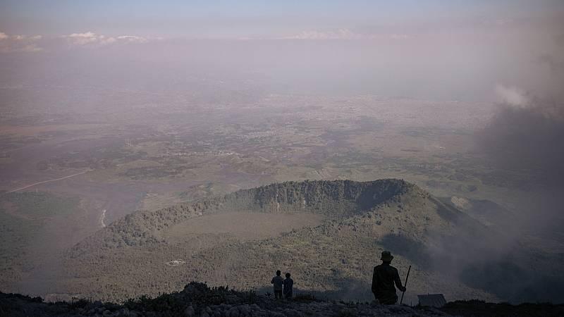 África hoy - Situación en RDC tras la erupción del volcán Nyiragongo - 17/06/21 - escuchar ahora