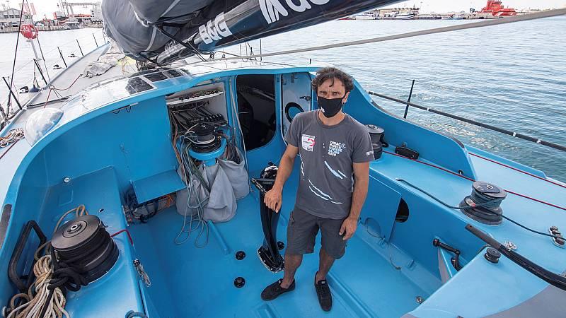 Españoles en la mar - Didac Costa prepara ya su 3ª vuelta al mundo - 17/06/21 - escuchar ahora