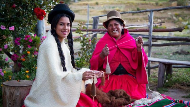 Sumando esfuerzos - Turismo rural, promoción del desarrollo de comunidades en América Latina - 18/06/21 - escuchar ahora