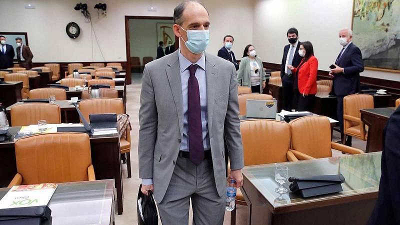 """Las mañanas de RNE con Íñigo Alfonso - Morocho relata presiones para que restara importancia a la supuesta contabilidad B del PP: """"No te dejas aconsejar"""" - Escuchar ahora"""