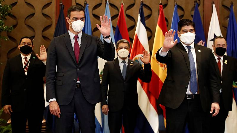Somos cooperación - España en apoyo de Centroamérica - 19/06/21 - escuchar ahora
