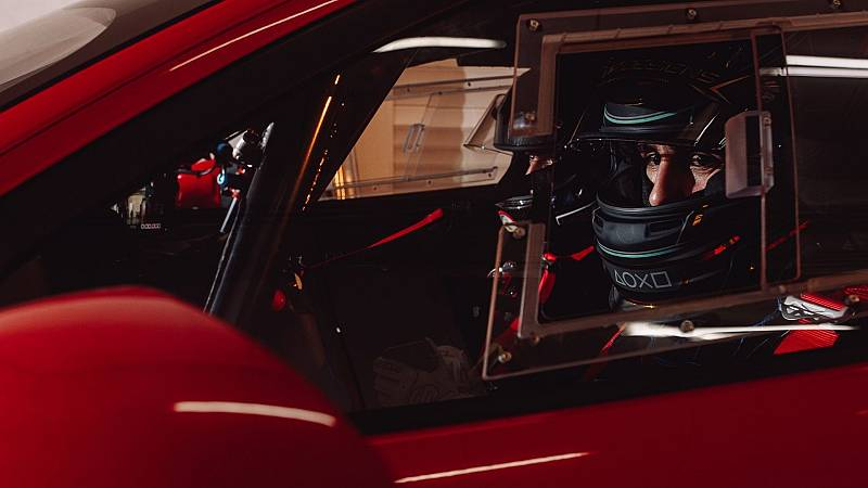 El Vestuario en radio 5 - Sergio Paulet, el madrileño que destaca en Ferrari Challenge - Escuchar ahora