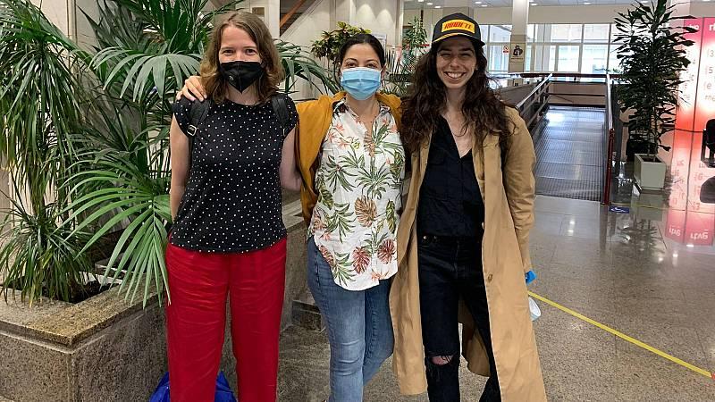 Dramedias - María Folguera y Julia de Castro dialogan sobre Hermana (Placer) - 18/06/21