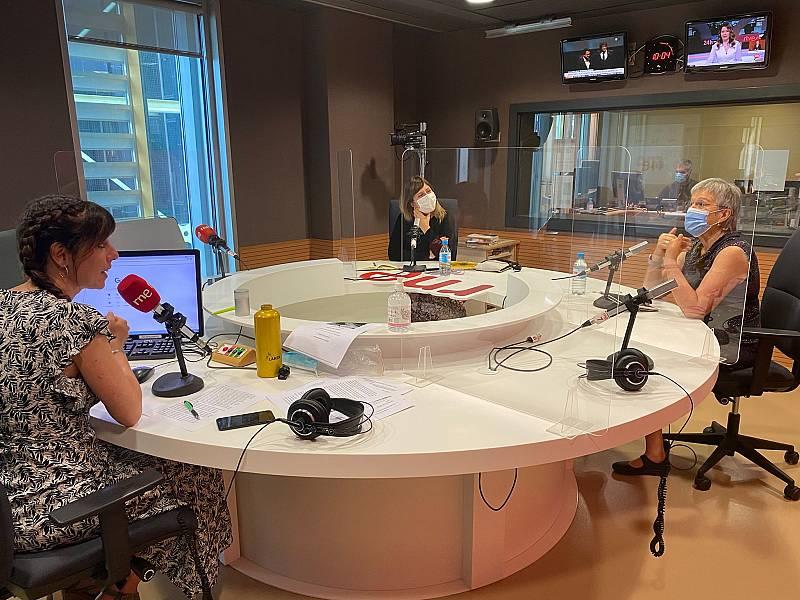 En Directe a Ràdio 4 - El tractament periodístic de la Covid 19 - Escoltar Ara