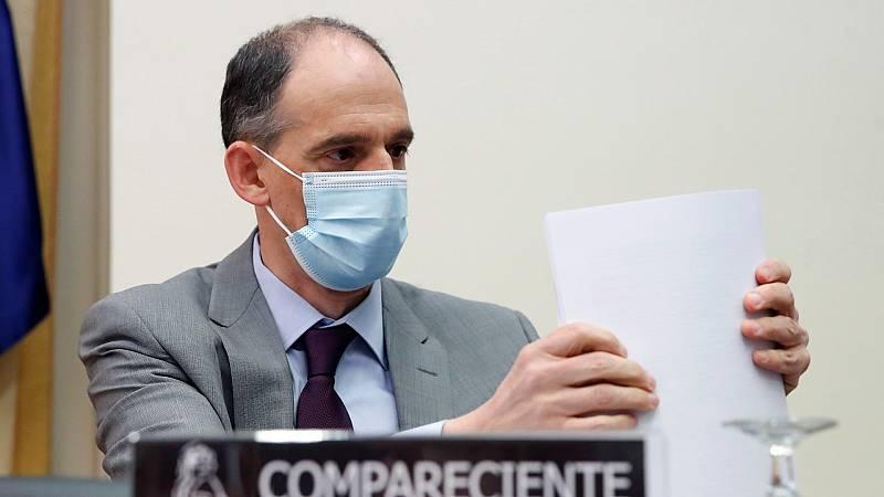 14 horas - Morocho revela presiones de Fernández Díaz para cerrar investigaciones sobre el PP - Escuchar ahora