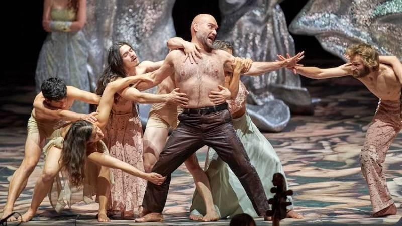 Maestros cantores - MONTEVERDI. L'incoronazione di Poppea - 19/06/21 - escuchar ahora