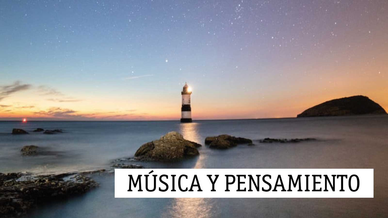Música y pensamiento - Música e inspiración - 20/06/21 - escuchar ahora
