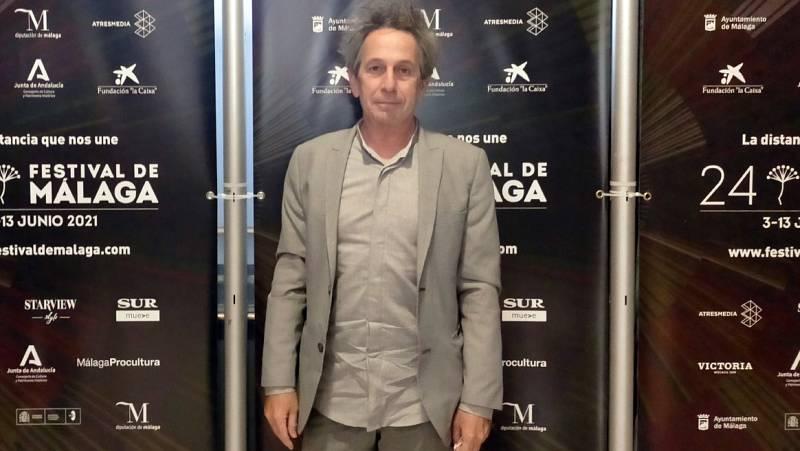 Hora América de cine - Alfredo Castro, Biznaga de Plata por 'Karnawal' en Málaga - escuchar ahora