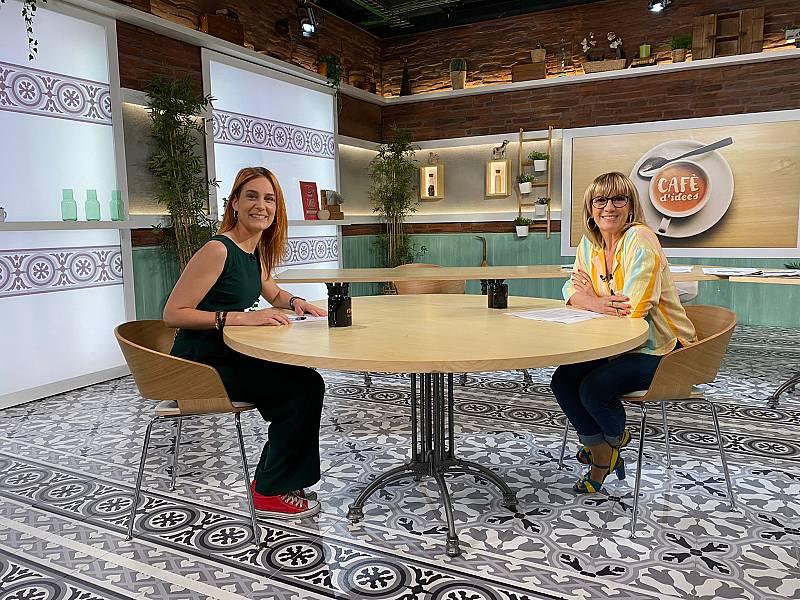 Cafè d'Idees - Jéssica Albiach i Ramon Mas - Escoltar Ara