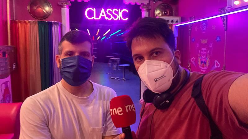 En Directe a Ràdio 4 - Re-obertura de les discoteques