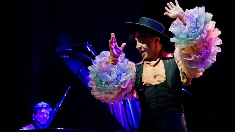La sala - Territorio Osinaga: 'Miguel de Molina al desnudo' en La 2 es Teatro - 21/06/21 - Escuchar ahora