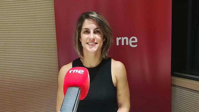 Las mañanas de RNE con Pepa Fernández - Paula Sumillera, primera directora de la Orquesta Sinfónica del Cantábrico - Escuchar ahora