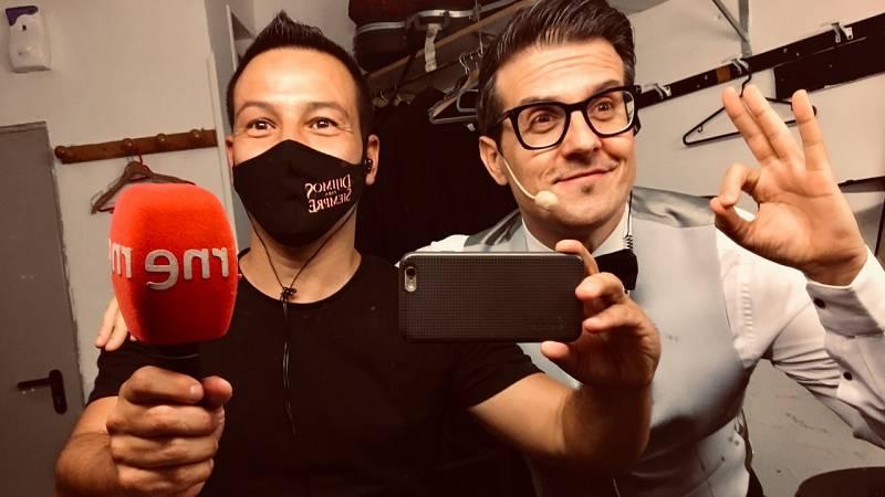 La sala - ¿Algún cómico en La sala? Víctor Parrado y Jorge García Palomo - 21/06/21 - Escuchar ahora