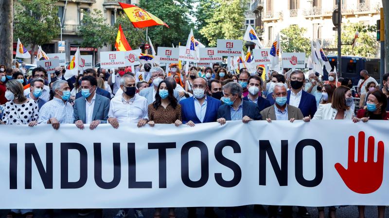 Las mañanas de RNE con Íñigo Alfonso - ¿Quién y cómo podrá recurrir los indultos?