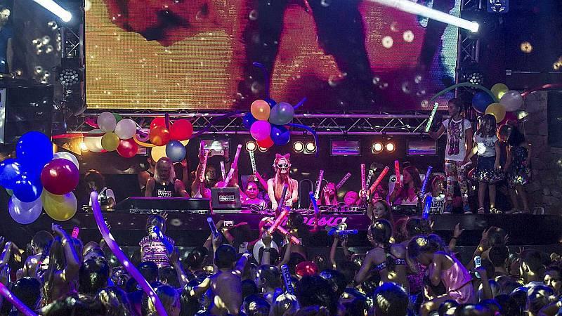24 horas - Ibiza cuenta las horas para vibrar con un evento multitudinario - Escuchar ahora