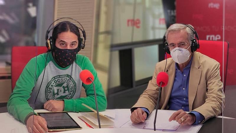 Las mañanas de RNE con Íñigo Alfonso - Termina un curso escolar atípico: ¿Cómo ha cambiado la pandemia la educación? - Escuchar ahora