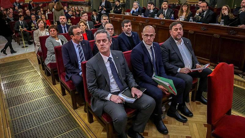 Edició Migdia - Aprovats els indults als condemnats pel procés