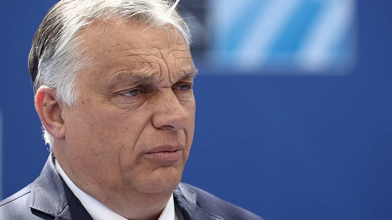 Boletines RNE - 13 países europeos piden a Europa que actúe contra las leyes homófobas de Hungría  - Escuchar ahora