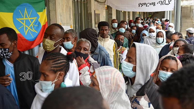 Cinco continentes - Etiopía: legislativas inconclusas - Escuchar ahora