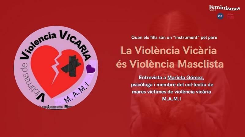Feminismes a Ràdio 4 - Violència Vicària: quan els fills són un instrument al servei del maltractador - Escoltar Ara