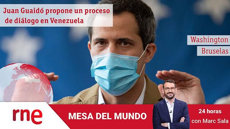 24 horas - Mesa del mundo: el Acuerdo de Salvación Nacional propuesto por Guaido para Venezuela - Escuchar ahora