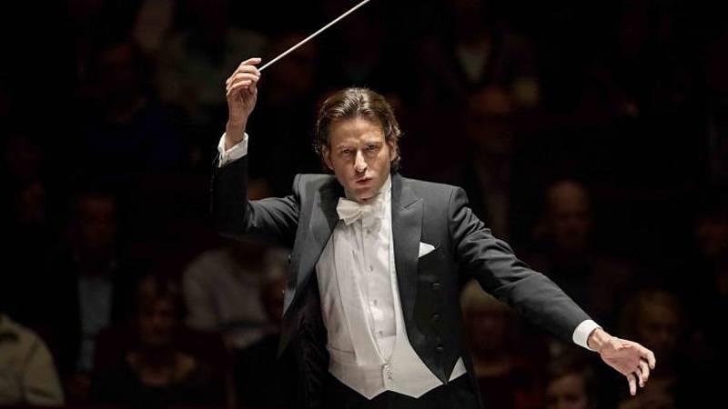 El gallo que no cesa - El debut de Gustavo Gimeno con la Filarmónica de Berlín - Escuchar ahora