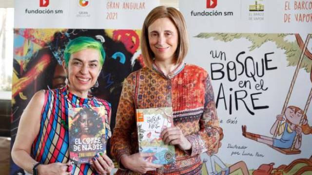 Premios SM de literatura infantil y juvenil