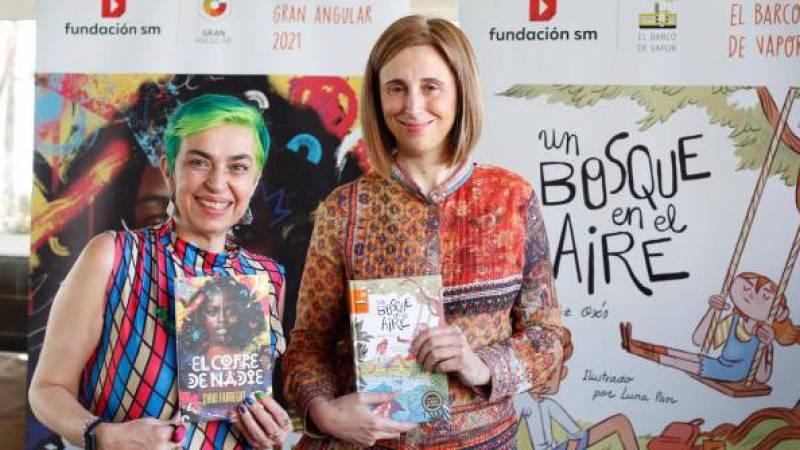 Punto de enlace - Premios SM de literatura infantil y juvenil - 24/06/01 - Escuchar ahora