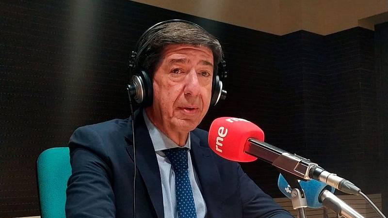 Las Mañanas de RNE con Íñigo Alfonso - Marín descarta un adelanto electoral en Andalucía - Escuchar ahora