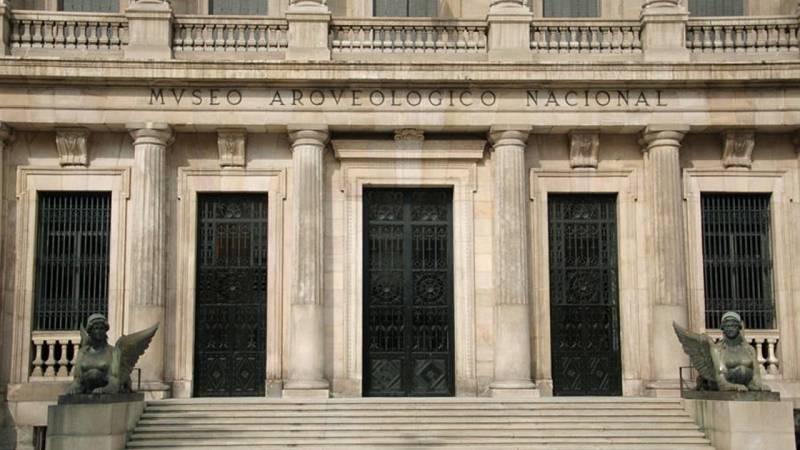 Documentos RNE - Museo Arqueológico Nacional. Latido de civilizaciones - 25/06/21 - escuchar ahora