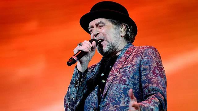 Conhecemos o cantor Joaquín Sabina