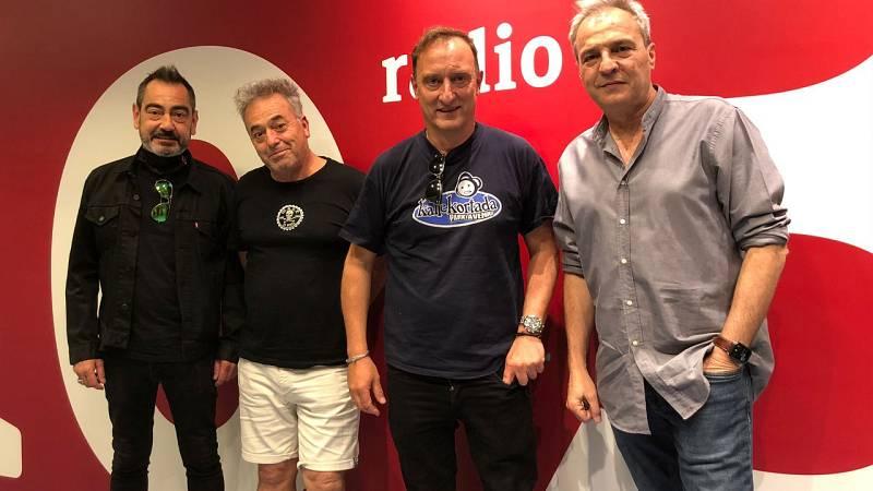 En Radio 3 - Hombres G - 03/07/21 - escuchar ahora