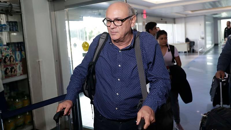 """Las mañanas de RNE con Íñigo Alfonso - Chamorro, periodista nicaragüense en el exilio: """"Ortega está atornillado al poder""""  - Escuchar ahora"""