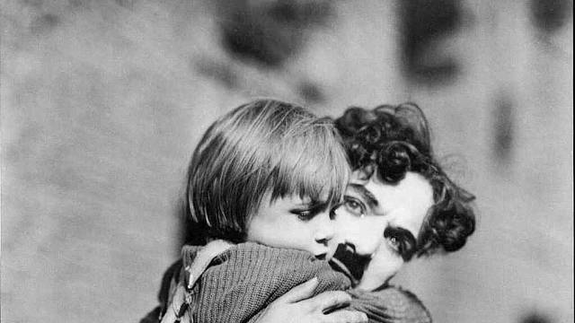 Sobre Chaplin y 'El chico'