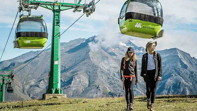 Montañas seguras en el Pirineo aragonés