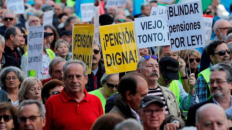 24 horas - Las reforma de las pensiones, a examen - Escuchar ahora