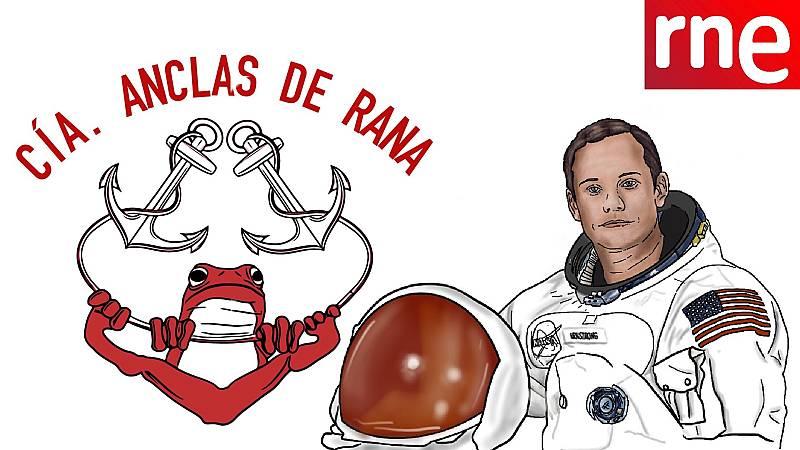 La sala - Cía. Anclas de rana: Desmontando a Armstrong - 29/06/21 - Escuchar ahora