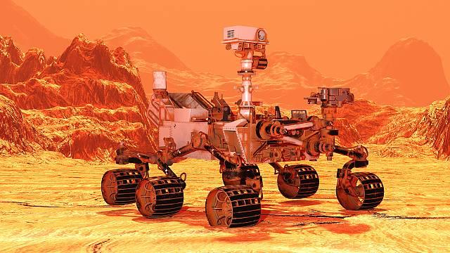 China desvela secretos de Marte