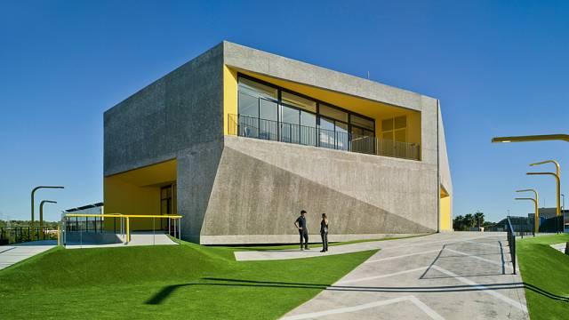 La Nucía, referente de la arquitectura más vanguardista