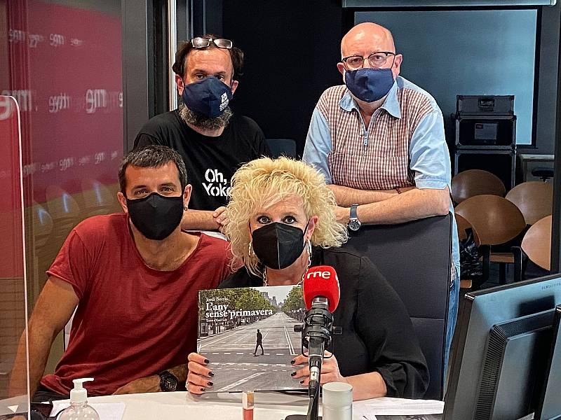 De boca a orella - L'Hora del Te amb Luis Roderas, 'El Pirata' i Jordi Borràs