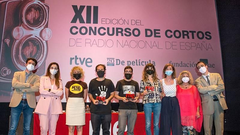 De película - 12 edición del concurso de Cortos de Radio Nacional de España- Fundación SGAE - 03/07/21 - escuchar ahora