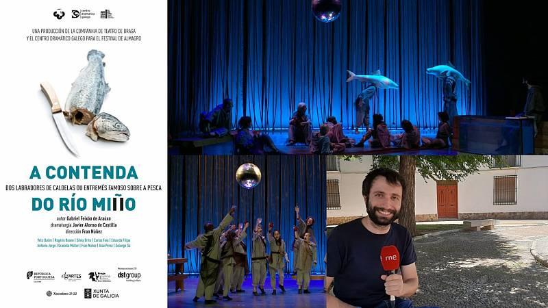 La sala - En Almagro con Fran Núñez, director del Centro Dramático Galego - 03/07/21 - Escuchar ahora