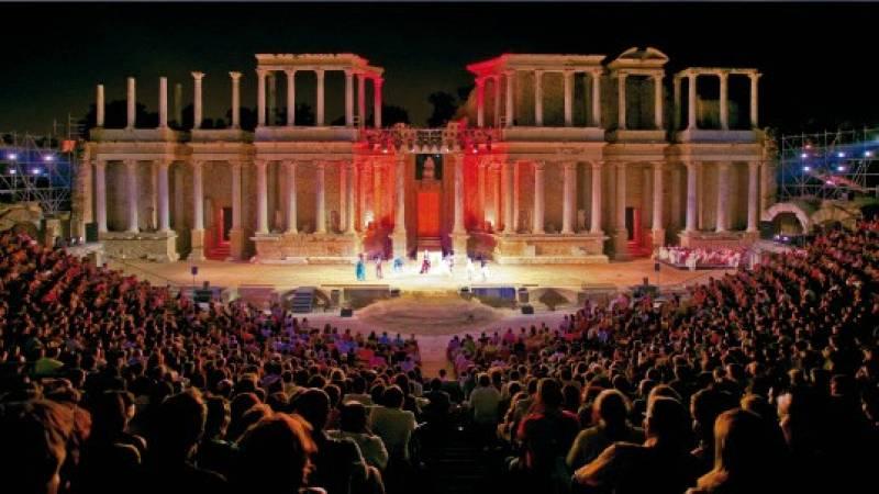 La sala - Jesús Cimarro, director del 67º Festival Internacional de Teatro Clásico de Mérida - 09/07/21 - Escuchar ahora
