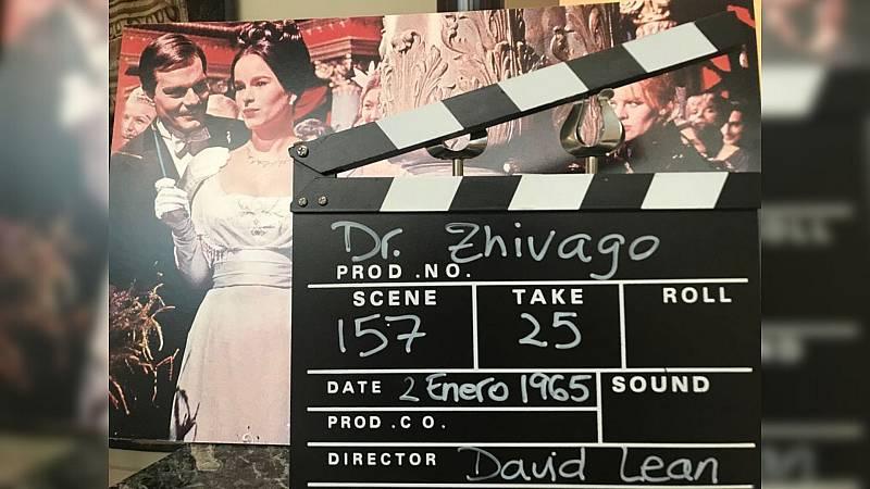 Una historia de película - Dr. Zhivago - 22/07/21 - Escuchar ahora