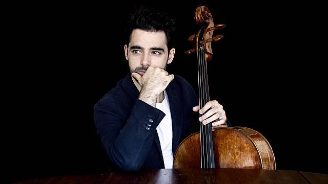 Spanish classical cellist Pablo Ferrández