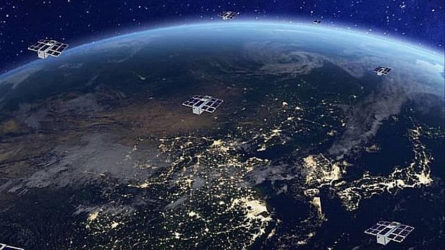 Sateliot: 1ª constelación de nanosatélites para 2023